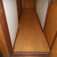 リフォーム後の床の写真
