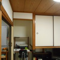 リフォーム後の和室の写真
