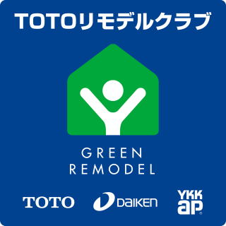 TOTOリモデルクラブのロゴ画像